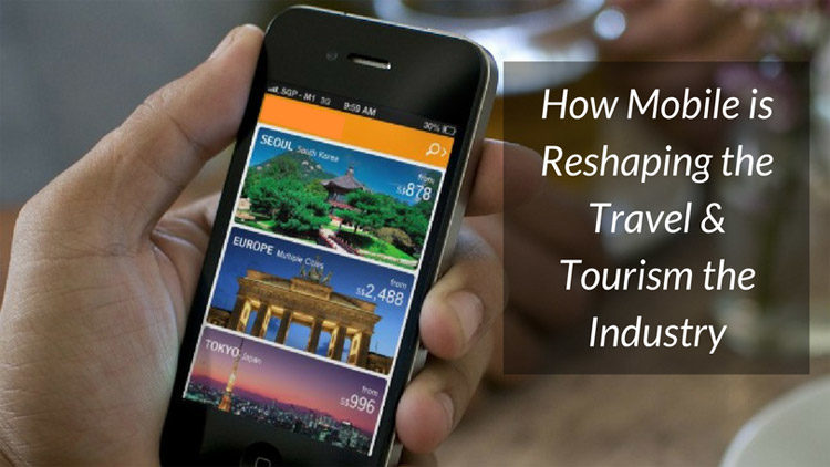 How Mobile Apps Reshaping Travel & Tourism Industries in Saudi Arabia
